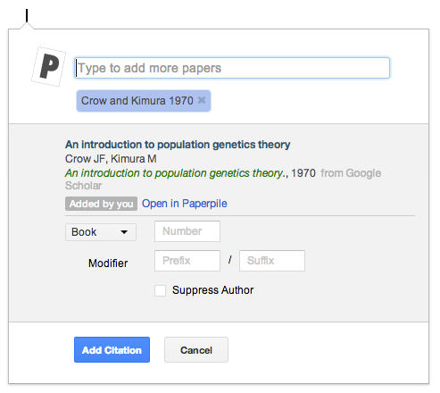 Help paperpile google docs citation details ccuart Image collections